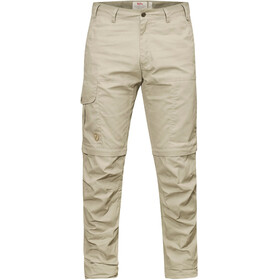 Fjällräven Karl Pro Zip-Off Trousers Men limestone